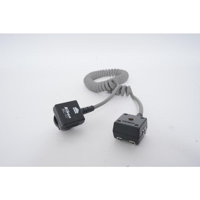 Nikon SC-17 TTL Sensor Remote Cord
