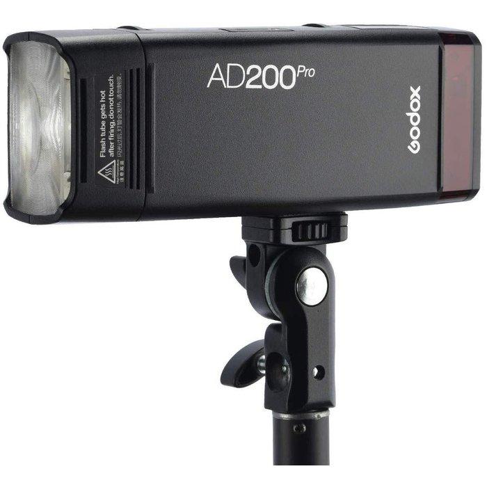 Godox AD200 Pro 200 W/S TTL Pocket Flash Kit