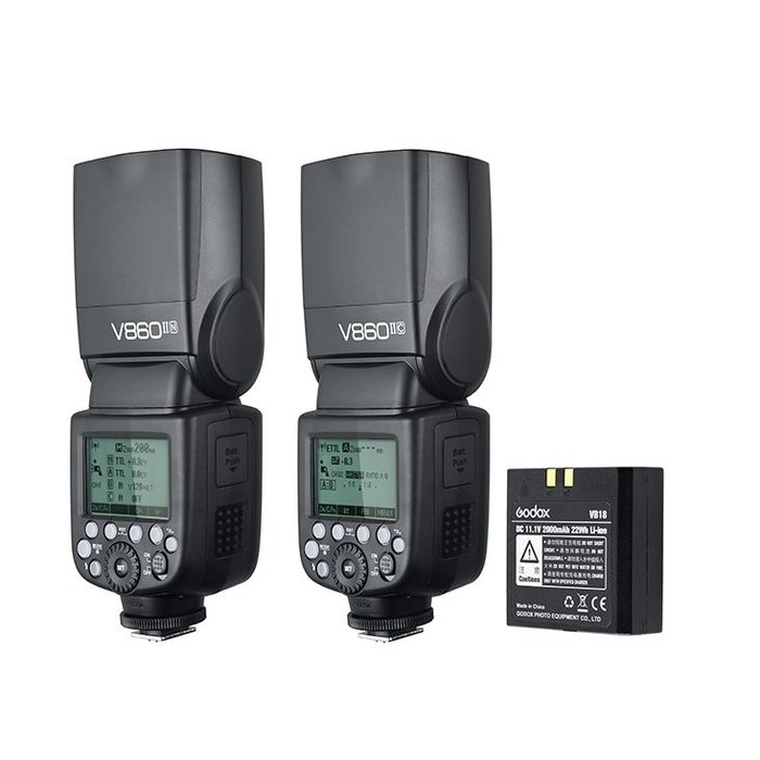 Godox VING V860 II Li-Ion Flash for Nikon