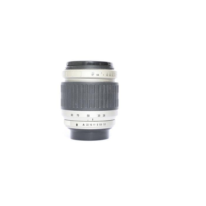 Pentax 28-80mm f/3.5-5.6 SMC