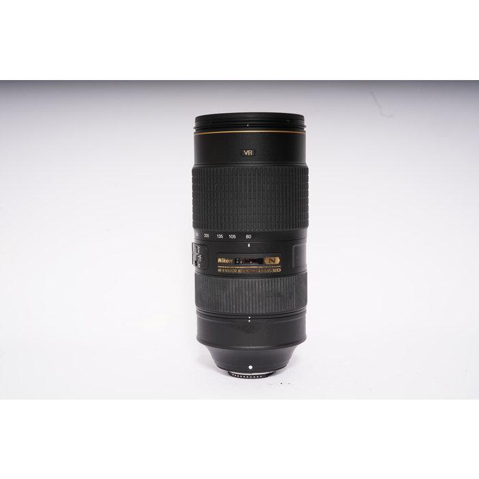 Nikon AF-S Nikkor 80-400mm f/4.5-5.6G ED