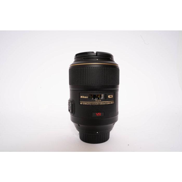 Nikon AF-S Micro Nikkor 105mm f/2.8G ED
