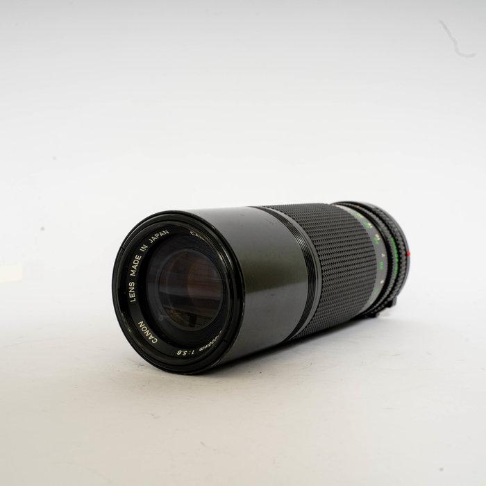 Canon FD 100-200mm f/5.6