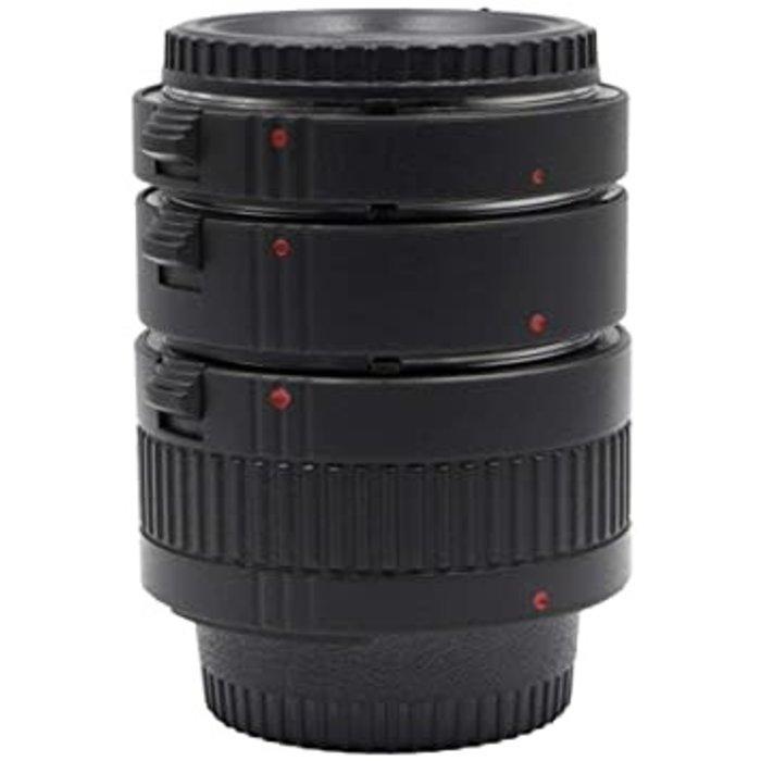 ProMaster Macro Extension Tube Set - Nikon F (N)