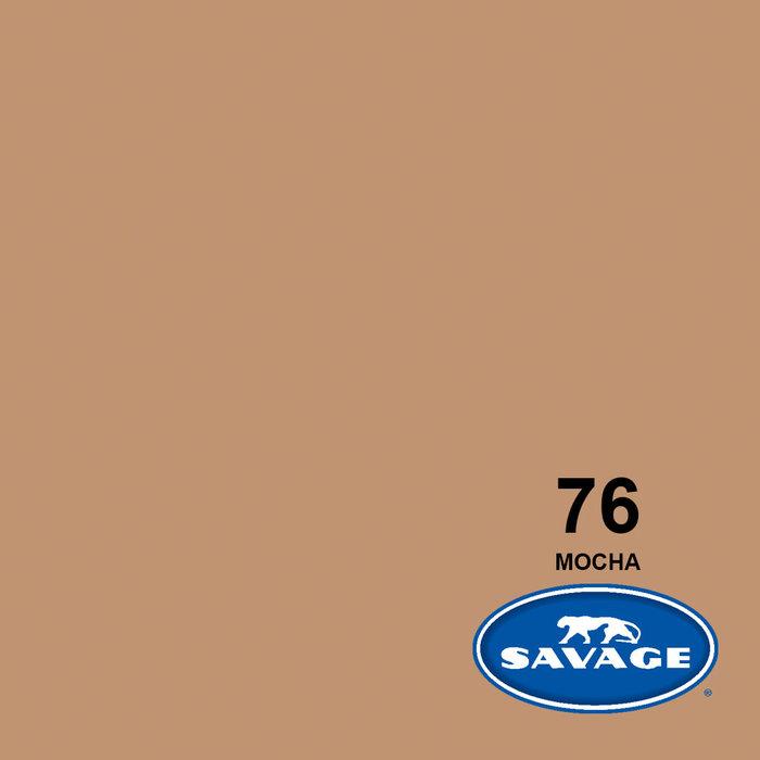 "Savage 107"" Seamless Paper Mocha"