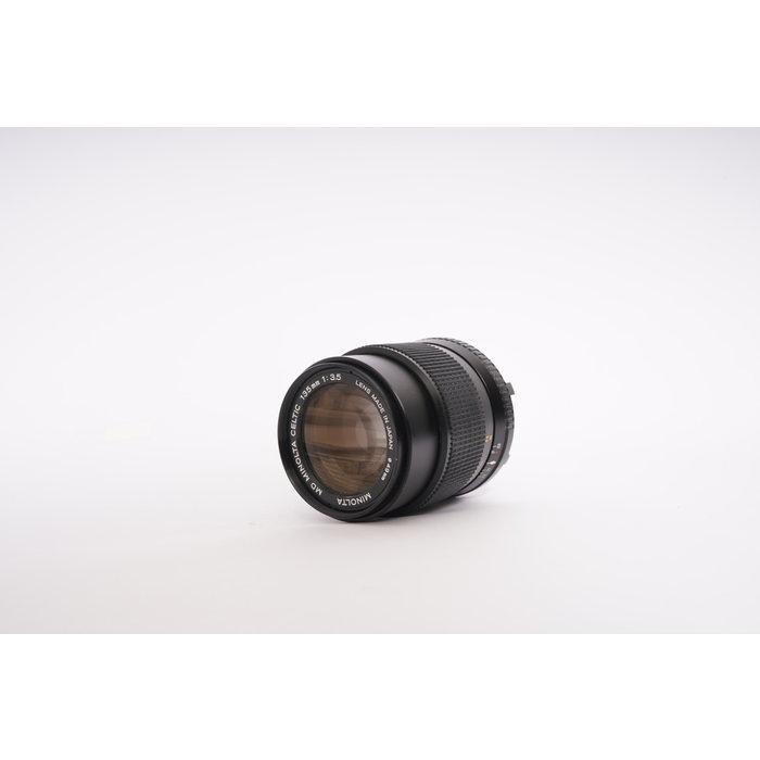 Minolta MD 135mm f/3.5 Celtic
