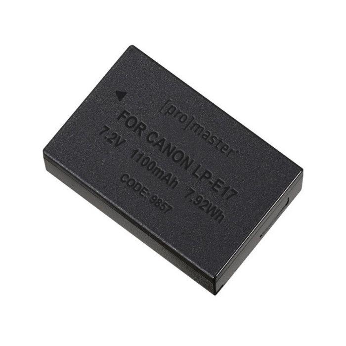 Promaster LP-E17 Battery