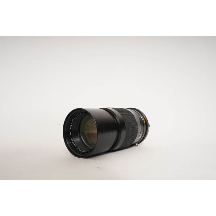 Minolta 200mm f/4.5 Rokkor-PE