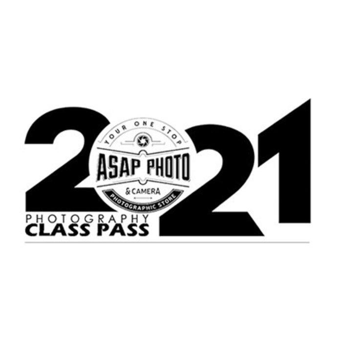 2021 Photography Class Pass