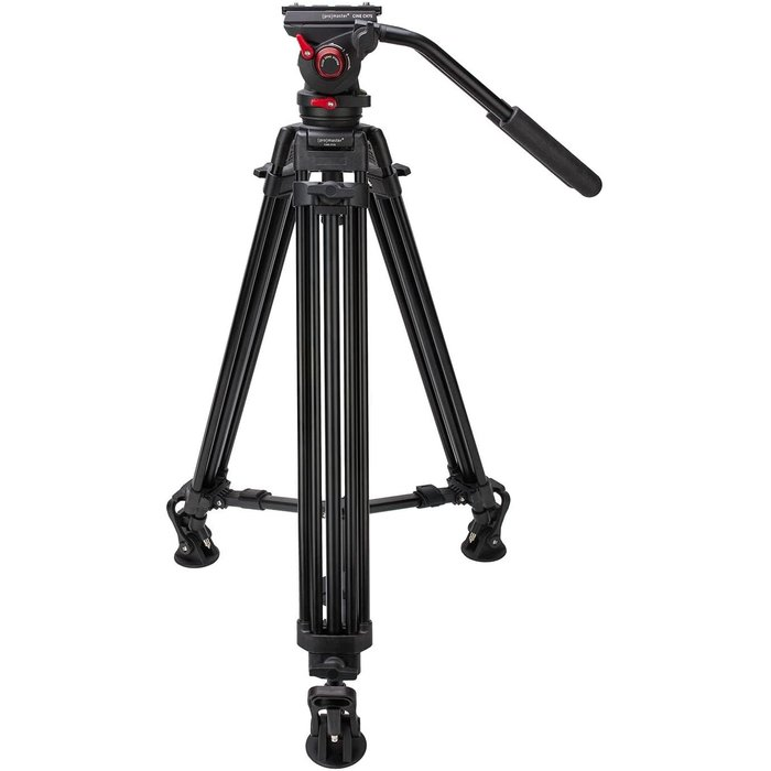 ProMaster CT75K Cine Tripod Legs and Leveling Bowl