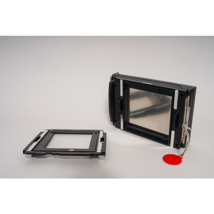 Mamiya RB67 Pro S - Polaroid Back w/  P Adapter