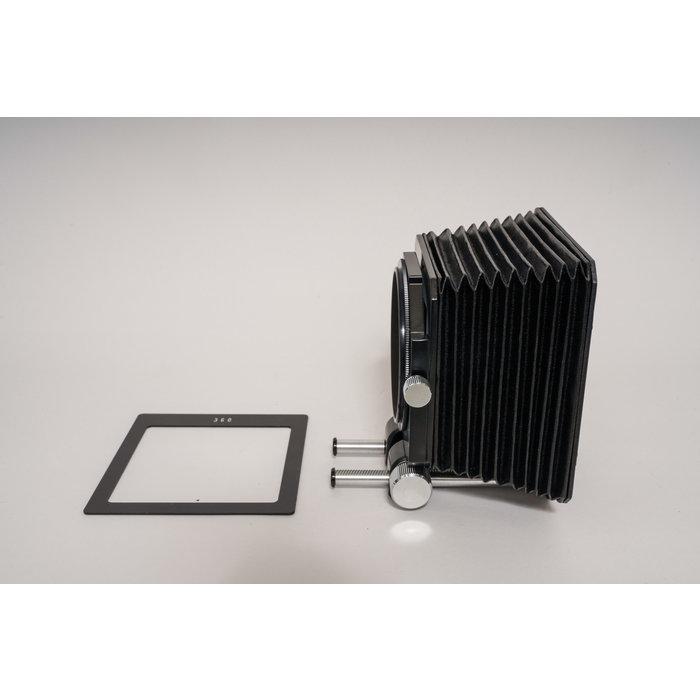 Mamiya RB67 Pro S - Bellows Lens Hood 77mm