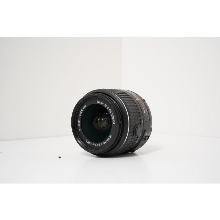 Nikon AF-S 15-55mm F/3.5-5.6 VR GII