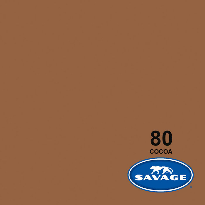 "Savage 53"" Seamless Paper Cocoa"