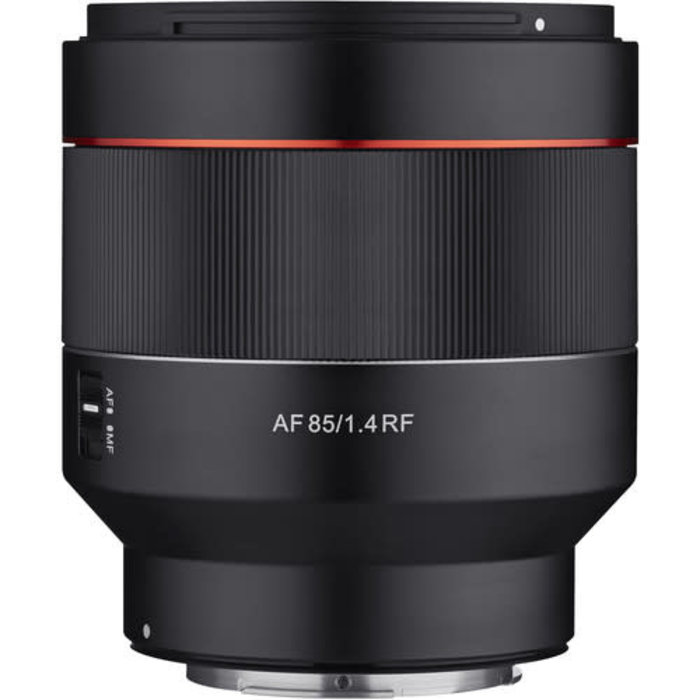 Rokinon AF 85mm f/1.4 Lens for Canon RF