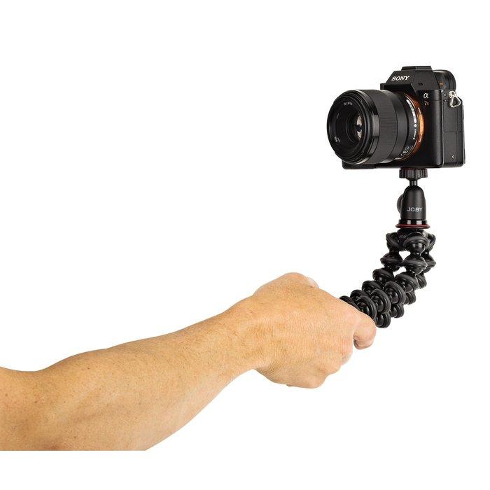 JOBY GorillaPod 1K Flexible Mini-Tripod with Ball Head Kit