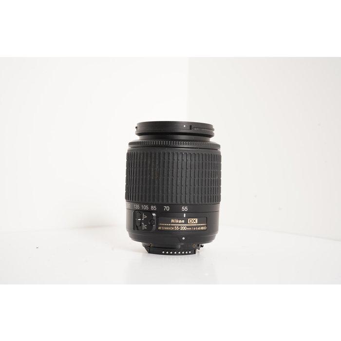 Nikon DX 55-200mm F/4-5.6 G ED