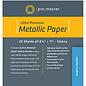 ProMaster 8.5x11 Fine Art Inkjet Metallic Paper - 25 Sheets