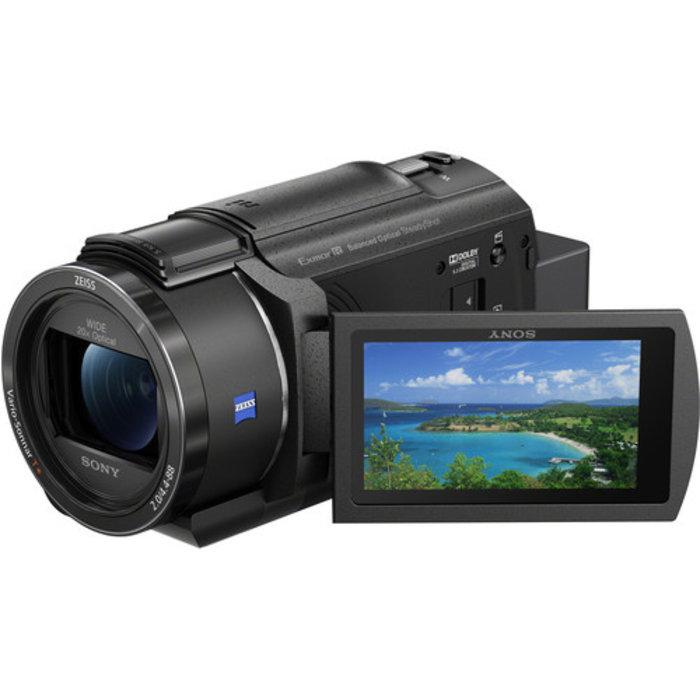 Sony Handycam FDR-AX43 - camcorder
