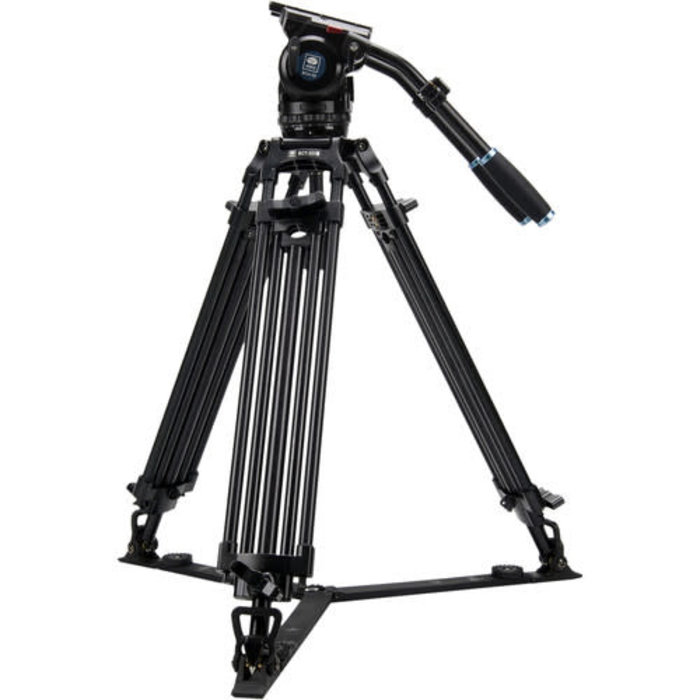 Sirui BCT-3003 Aluminum Tripod & BCH-30 Video Head Bundle