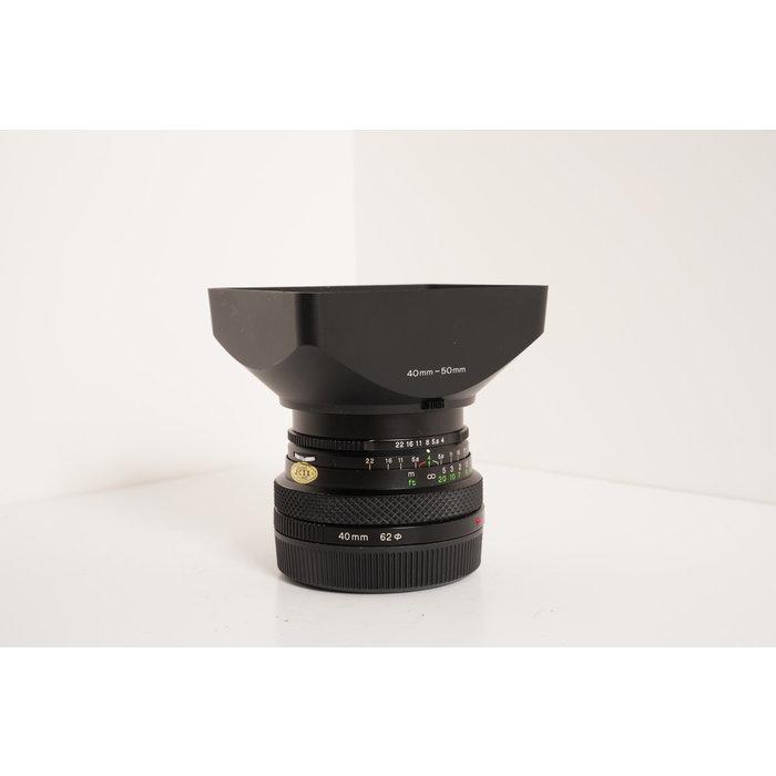 Zenza Bronica Zenzacon MC 40mm f/4