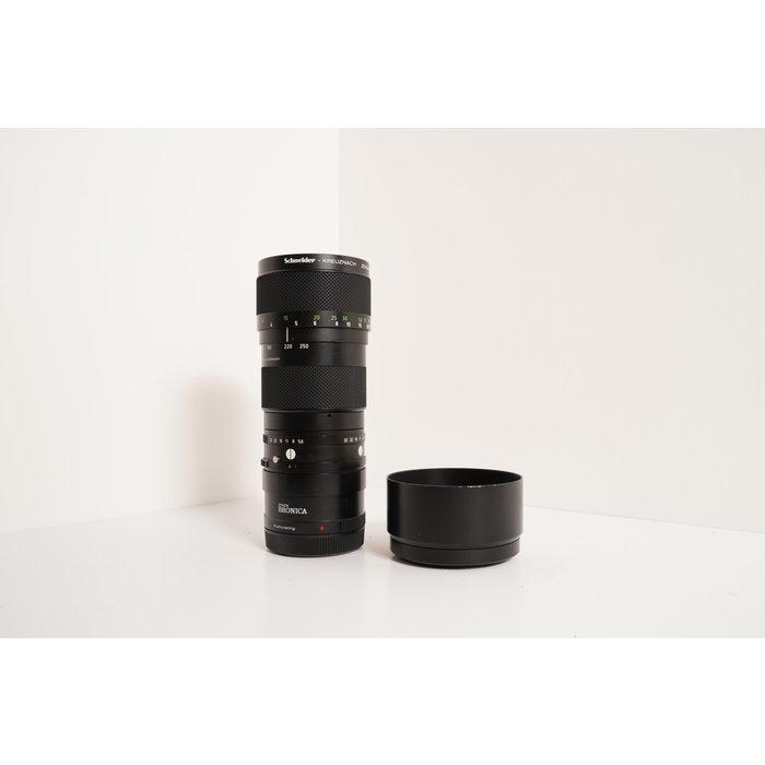 Zenza Bronica f/5.6 125mm-250mm
