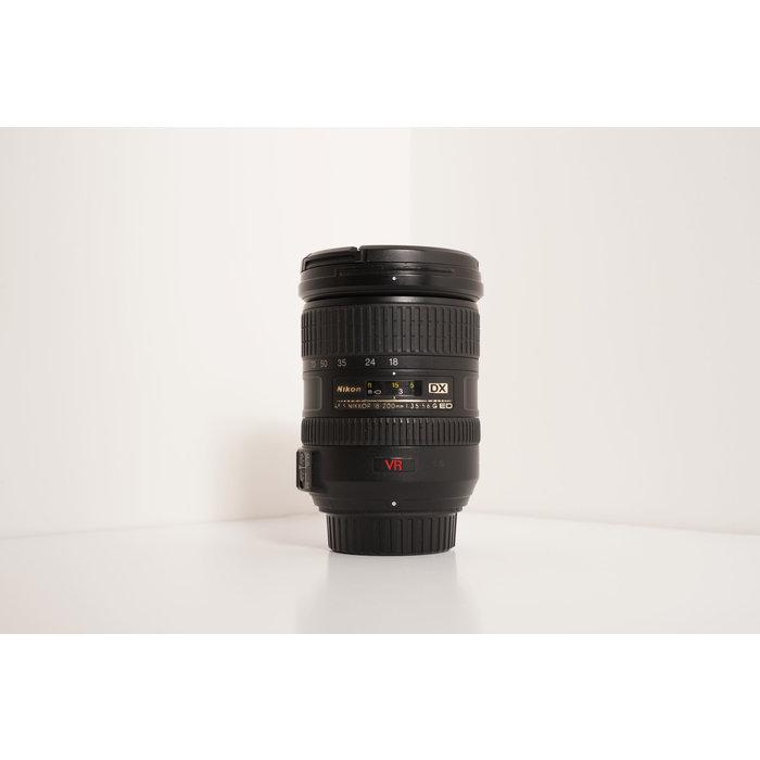 Nikon DX 18-200mm f/3.5-5.6 G ED