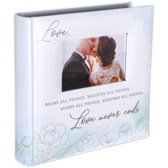Malden Love 2-up Watercolor Album