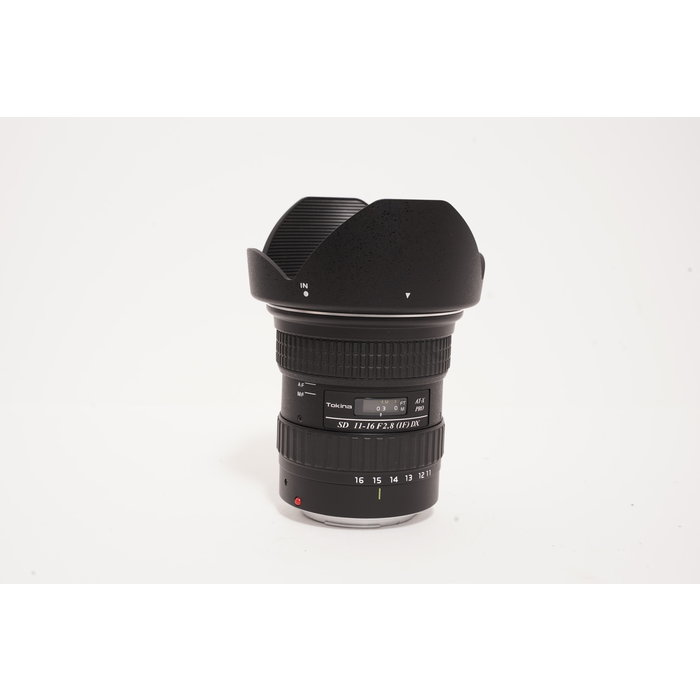 Tokina SD 11-16mm f/2.8 IF DX - Canon EF-S