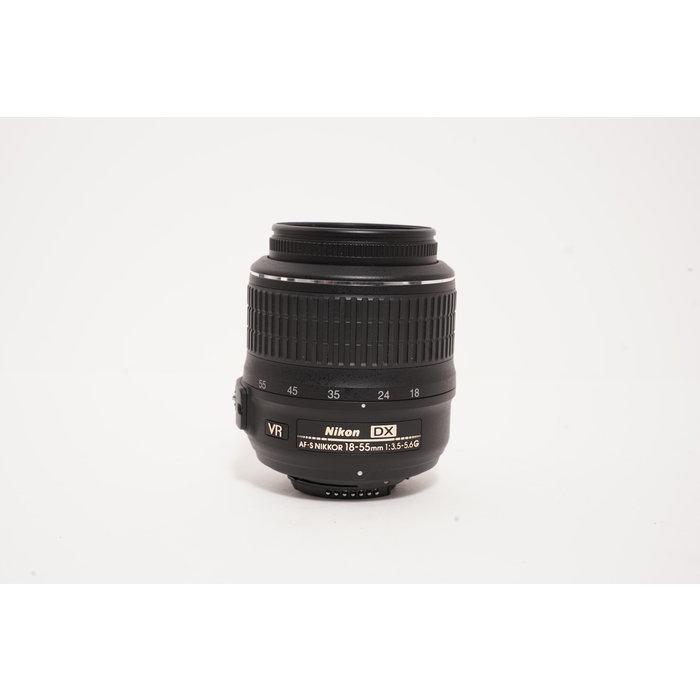 Nikon AF-S 18-55mm f/3.5-5.6G ED VR