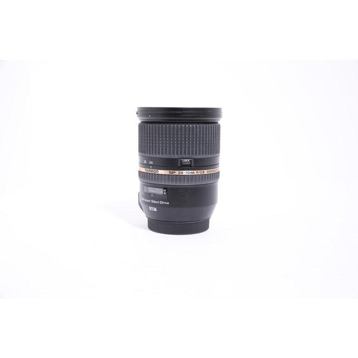 Tamron SP 24-70mm Di VC USD Canon EF Mount