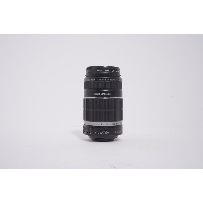 Canon EF-S 55-250mm f/4-5.6 IS Image Stabilizer