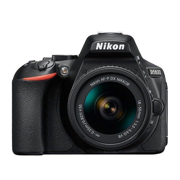 Nikon D5600 w/ 18-55mm f/3.5-5.6G VR