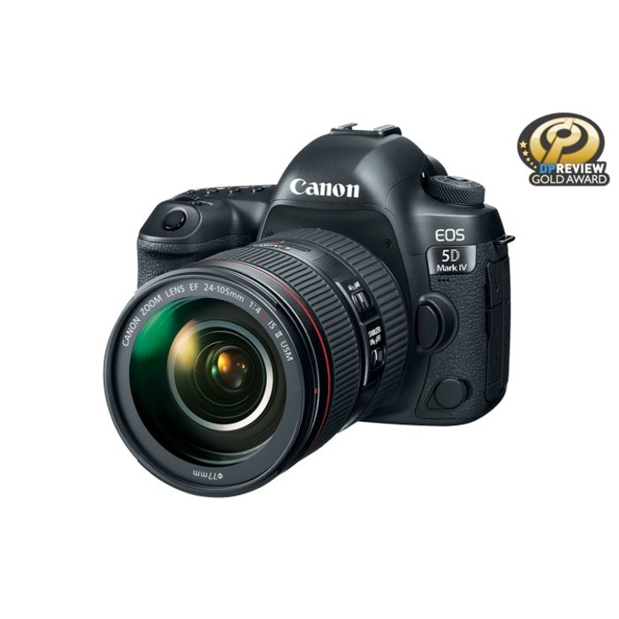 Canon EOS 5D Mark IV w/ 24-105mm f/4 IS II