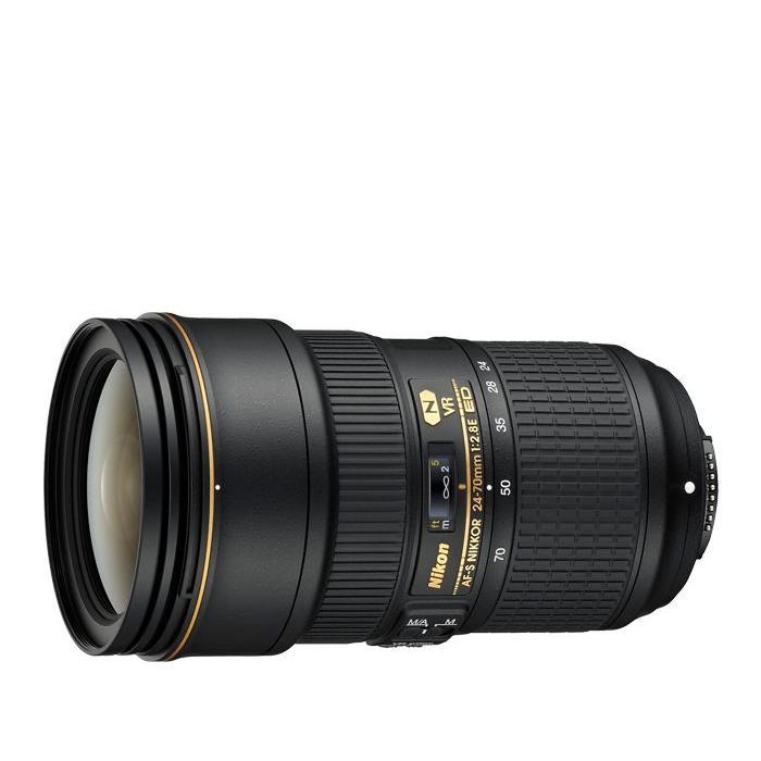 Nikon 24-70mm f/2.8E ED VR