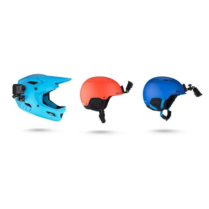 GoPro Helmet Front & Side Mount