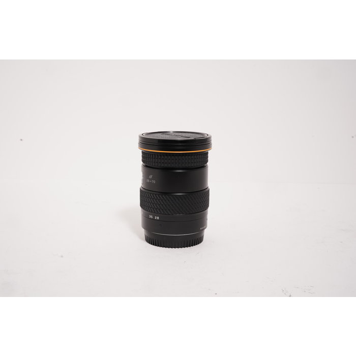 Tokina 28-70mm F/2.8 for Canon mount.
