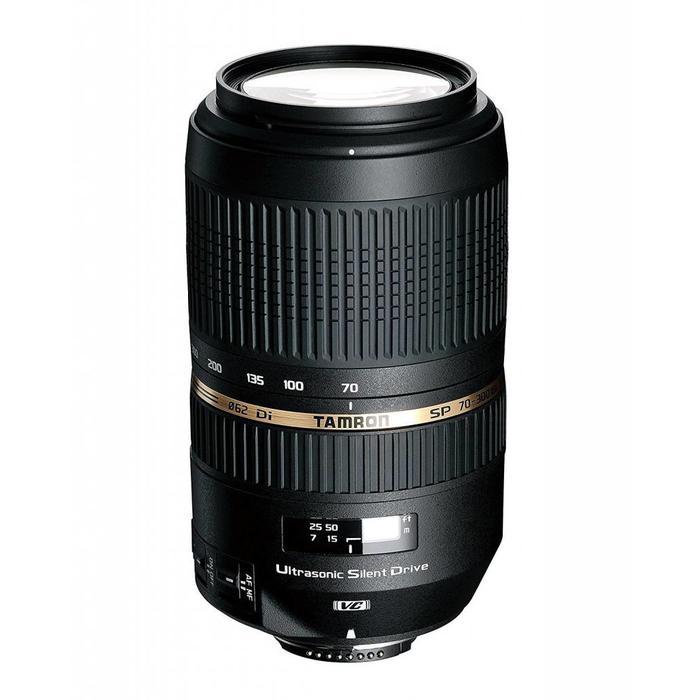 Tamron AF 70-300mm f/4-5.6 Di VC USD - Canon