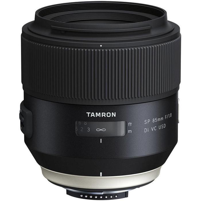 Tamron SP 85mm f/1.8 Di VC USD - Canon