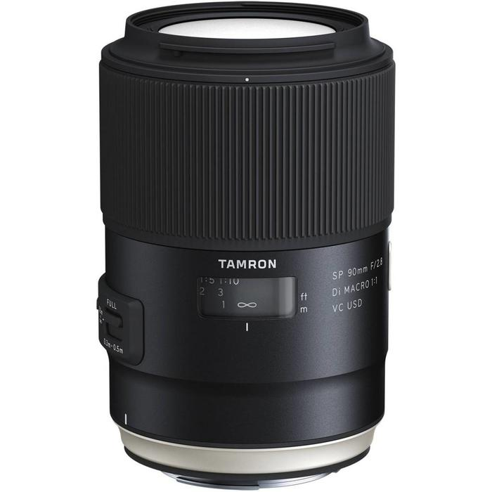Tamron SP 90mm f/2.8 Di VC USD - Canon