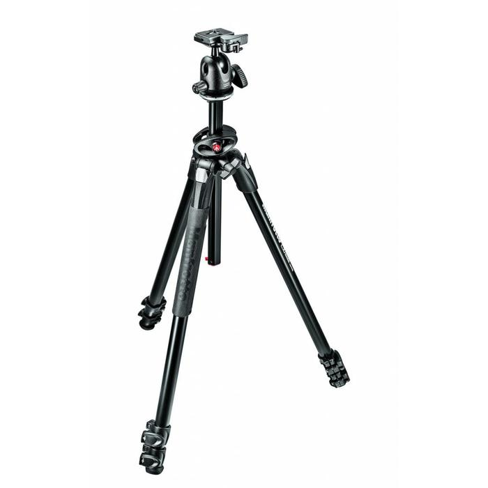 Manfrotto 290 Dual Tripod w/ 496RC2 Ball Head