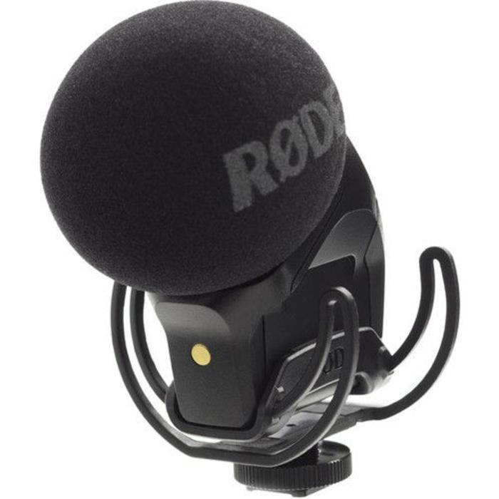 Rode Stereo VideoMic Pro (Open Box)