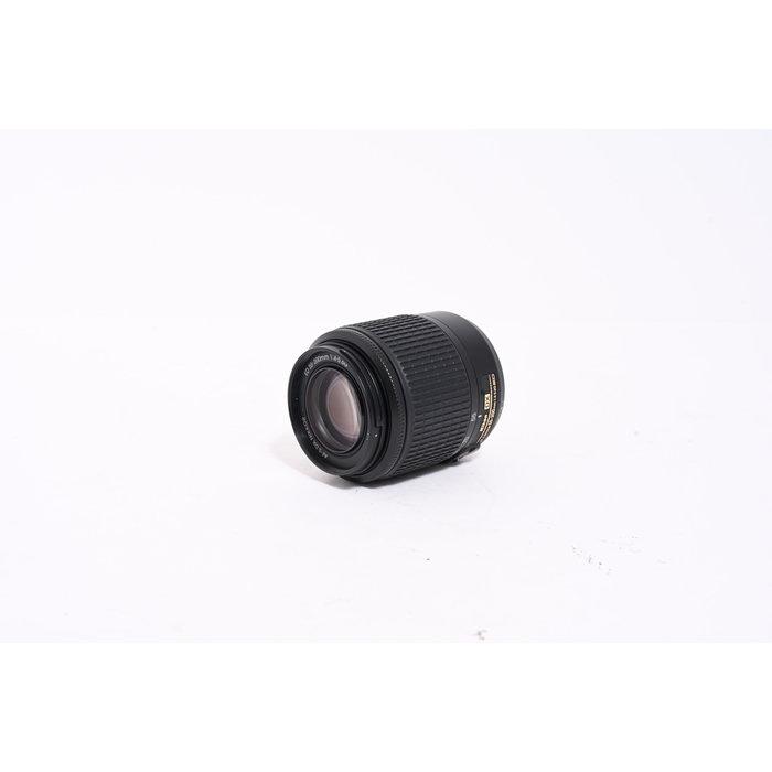 Nikon DX ED 55-200mm F/4-5.6G