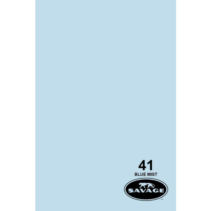 "Savage 53"" Seamless Paper Blue Mist"