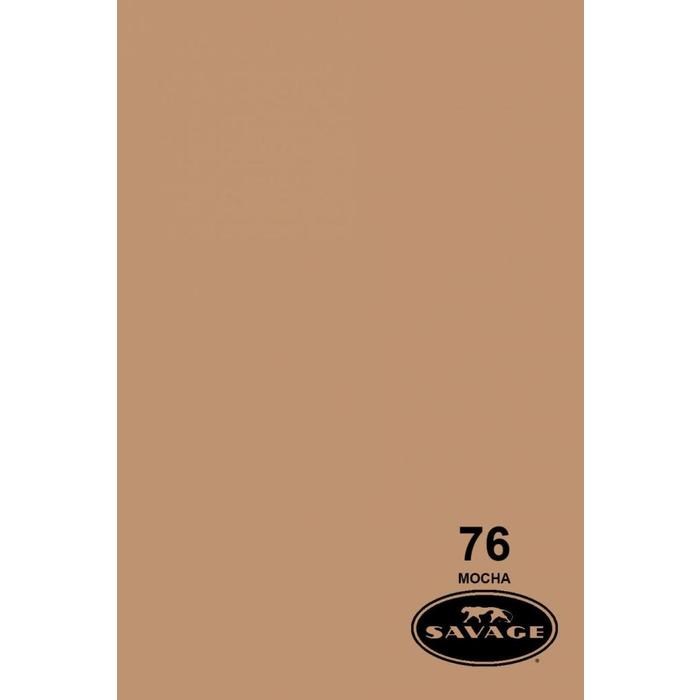 "Savage 53"" Seamless Paper Mocha"