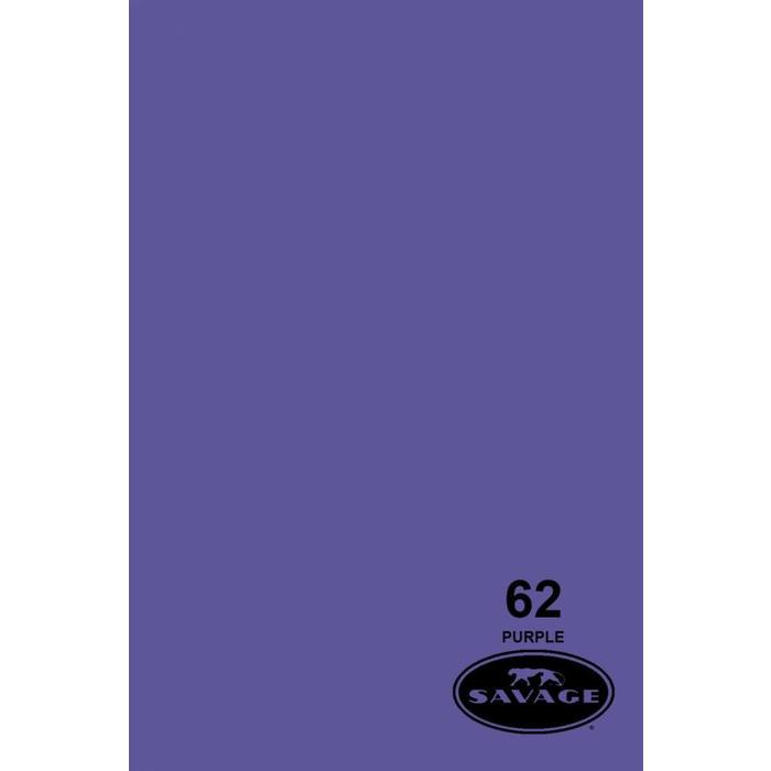 "Savage 53"" Seamless Paper Purple"