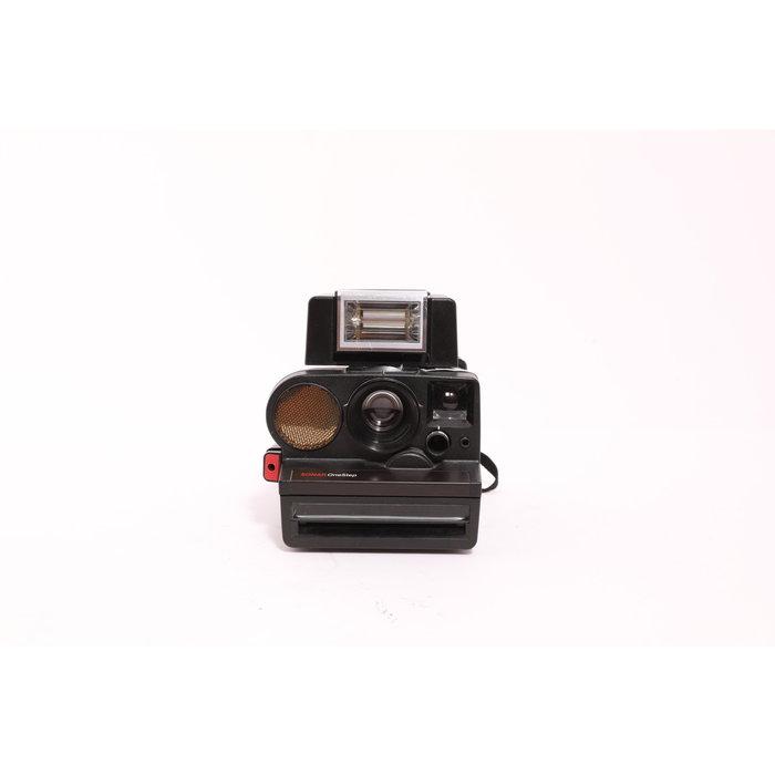 Polaroid Sonar OneStep w/ ITT MagicFlash and strap