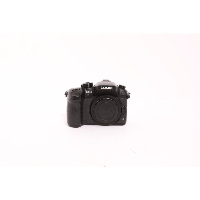 Lumix GH-4 Mirrorless Camera Body