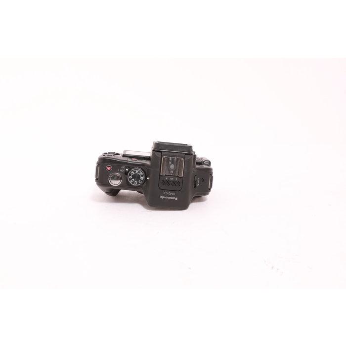 Lumix DMC-G3 Mirrorless Camera with 14-42 F/3.5-5.6