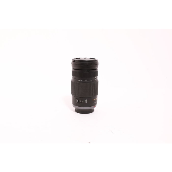 Lumix G Vario 100-300mm  F/4-5.6 Mega O.I.S